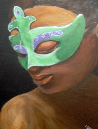 Dunbar's Mask