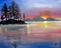 Colored Lake